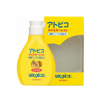 アトピコ オイルローション(乳液) 120mL