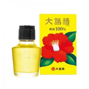 大島椿〈椿油100%〉 60mL