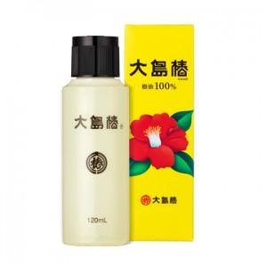 大島椿〈椿油100%〉 徳用サイズ120mL